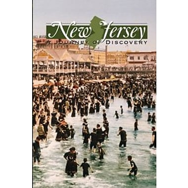New Jersey, A Journey of Discovery, New Book (9781586850067)