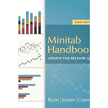 MINITAB Handbook: Update for Release 16, New Book (9781133939443)