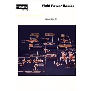 Fluid Power Basics, New Book (9781557690296)
