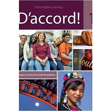 D 39 accord level 1 langue et culture du monde francophone w - Code avantage maisons du monde ...