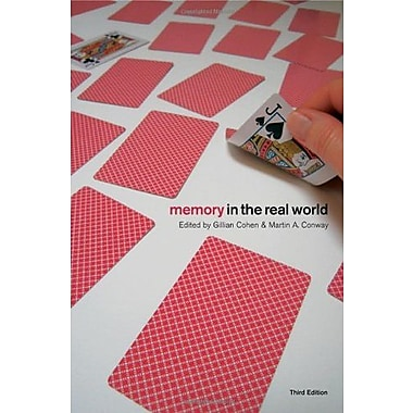 Memory in the Real World, New Book (9781841696416)