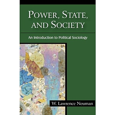 Power, State, and Society: An Introduction to Poltical Sociology, New Book (9781577665885)