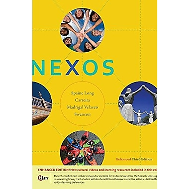 Nexos, Enhanced, New Book (9781285735467)
