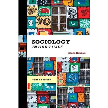 Sociology in Our Times, New Book (9781285460239)