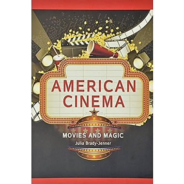 American Cinema: Movies and Magic, Used Book (9781465205759)