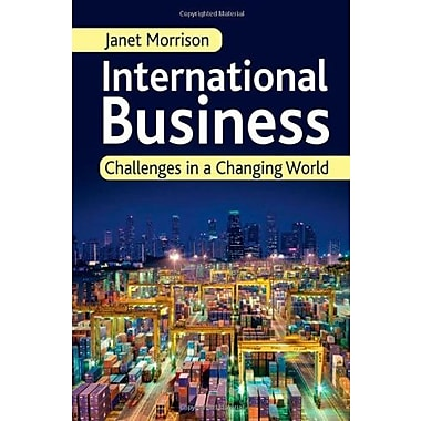 International Business: Challenges in a Changing World, New Book (9781403945631)