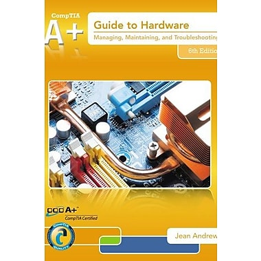 A+ Guide to Hardware (Book Only), New Book (9781285193175)