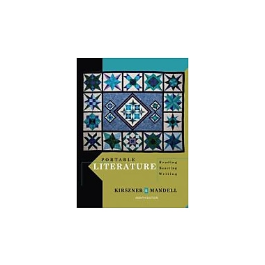 Portable Literature: Reading, Reacting, Writing, Used Book (9781111839048)