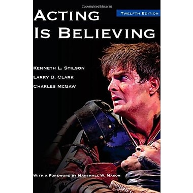 Acting is Believing, New Book (9781285465050)