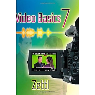 Video Basics 7, New Book (9781111344467)
