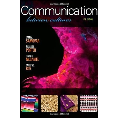 Communication Between Cultures, New Book (9781111349103)