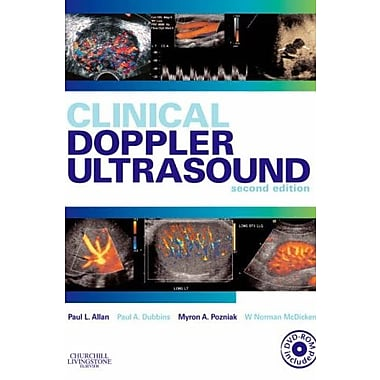 Clinical Doppler Ultrasound, 2e, (9780443101168)