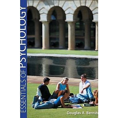 Essentials of Psychology, New Book (9781133958987)