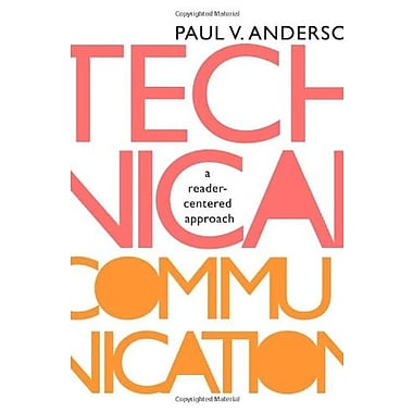 Technical Communication, New Book (9781133309819)