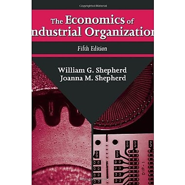 The Economics of Industrial Organization, New Book (9781577662785)