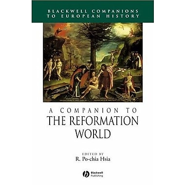 A Companion to the Reformation World, New Book (9781405149624)