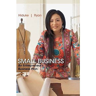 Small Business: An Entrepreneur's Business Plan, New Book (9781285169958)