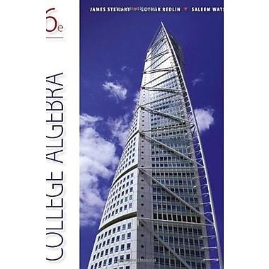 College Algebra, New Book (9781111990169)
