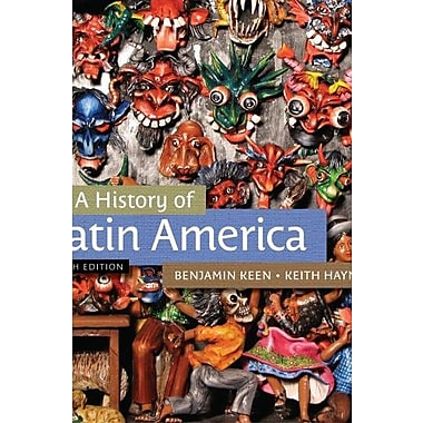 A History of Latin America, New Book (9781133050506)