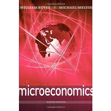 Microeconomics (9781111826154)