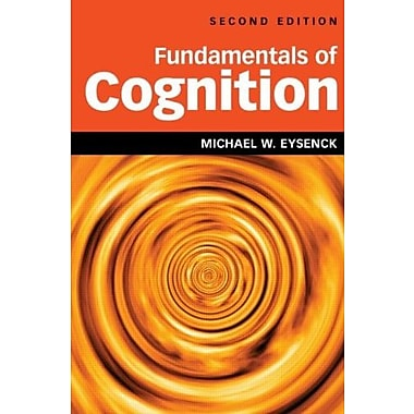 Fundamentals of Cognition 2nd Edition, New Book (9781848720701)