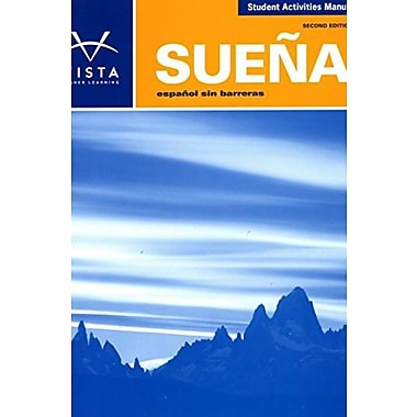 Suena: Student Activities Manual, 2nd Edition (9781605761619)
