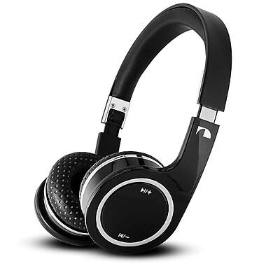 Nakamichi® BTHP03 On-The-Ear Bluetooth Headphones, Black