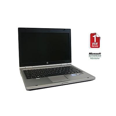 HP 2560P, 12.5