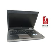 "Refurb HP 6460B, 14"" laptop, Core i5 2.5 GHz, 4GB Memory, 128GB SSD Hard Drive, Combo Drive, Windows 10 Professional 64bit"