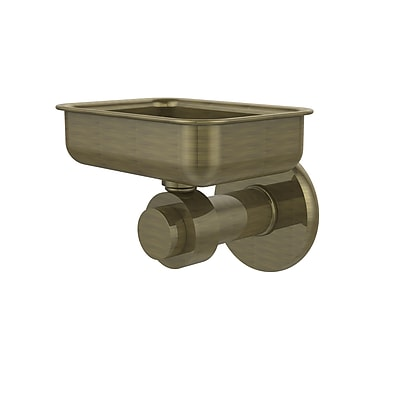Allied Brass Waverly Place Soap Dish; Polished Nickel