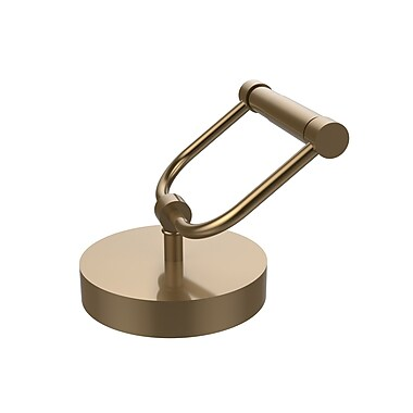 Allied Brass Universal Bath-Table Top Tissue Holder; Brushed Bronze