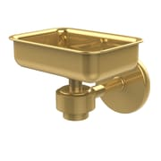Allied Brass Universal Soap Dish; Polished Brass