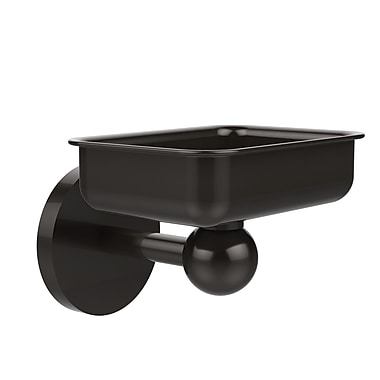 Allied Brass Skyline Soap Dish; Oil Rubbed Bronze