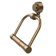 Allied Brass Venus Wall Mounted Double Post Tissue Holder; Brushed Bronze