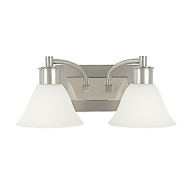Framburg Mercer 2-Light Vanity Light
