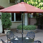 Darlee Canopy for Market Umbrella; Paprika by