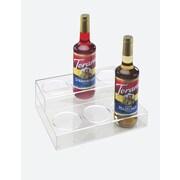 Cal-Mil 2 Tier 6 Bottle Organizer