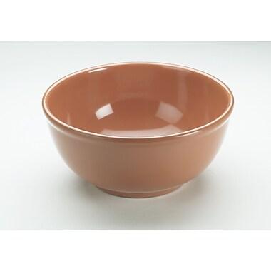 Cal-Mil Melamine 10'' Round Serving Bowl; Terra Cotta