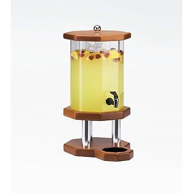 Cal-Mil Woodland Beverage Dispenser; 24.5'' H x 11'' W x 11'' D