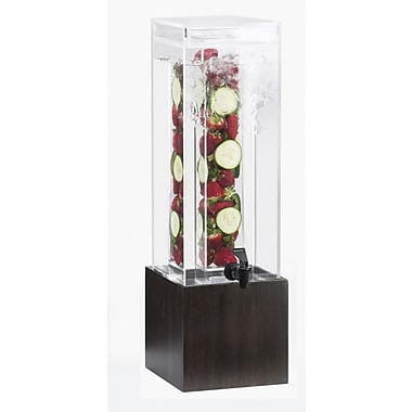 Cal-Mil Infused Beverage Dispenser; 18'' H x 8.25'' W x 10.5'' D