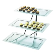 Cal-Mil Wire 3 Tier Rectangle Display
