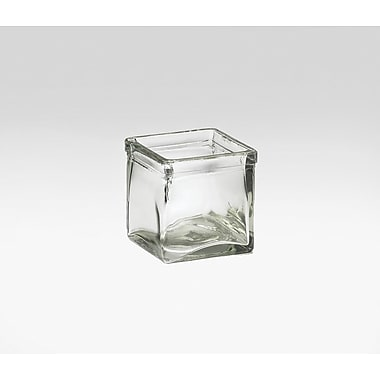 Cal-Mil Eco Modern Glass Jar
