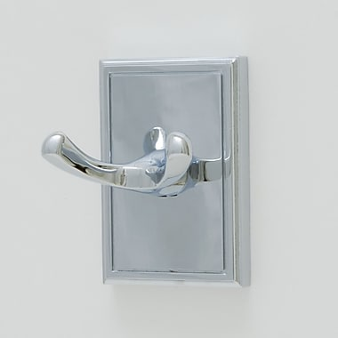 Residential Essentials Hamilton Wall Mounted Robe Hook; Polished Chrome