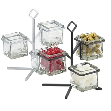 Cal-Mil 3 Tier Condiment Holder