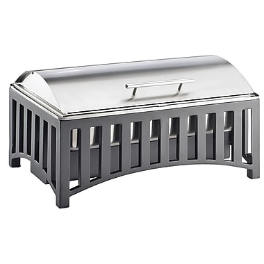Cal-Mil Mission Chafer w/ Roll Top Cover