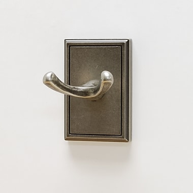 Residential Essentials Hamilton Wall Mounted Robe Hook; Aged Pewter