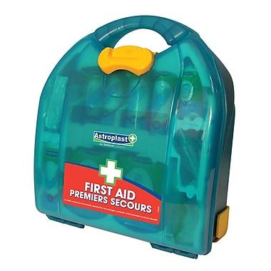Astroplast Saskatchewan Level 1 First Aid Kit, Regulatory, Wall-Mounted