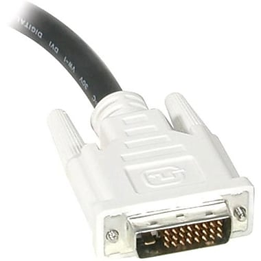 C2G 29527 16.4' Male to Male DVI Cable