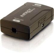 Convertisseur audio numérique optique à coaxial C2G 40019