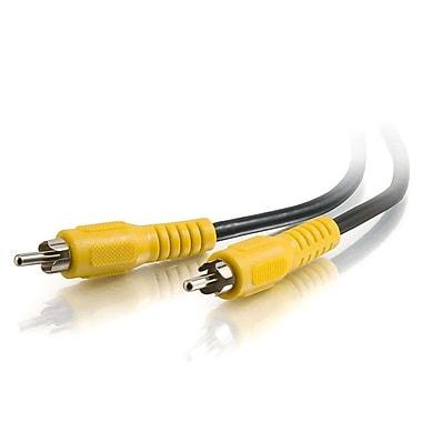 C2G – Câble vidéo RCA M/M abordable, 50 pi (40456)